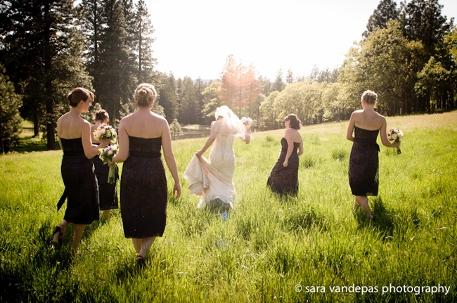 Weddings at The Dalles Ranch Oregon